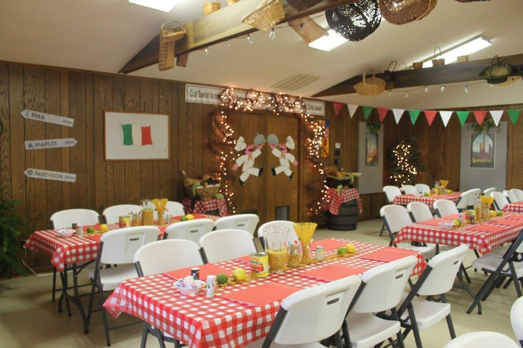 Youth Group Italian Dinner (8)